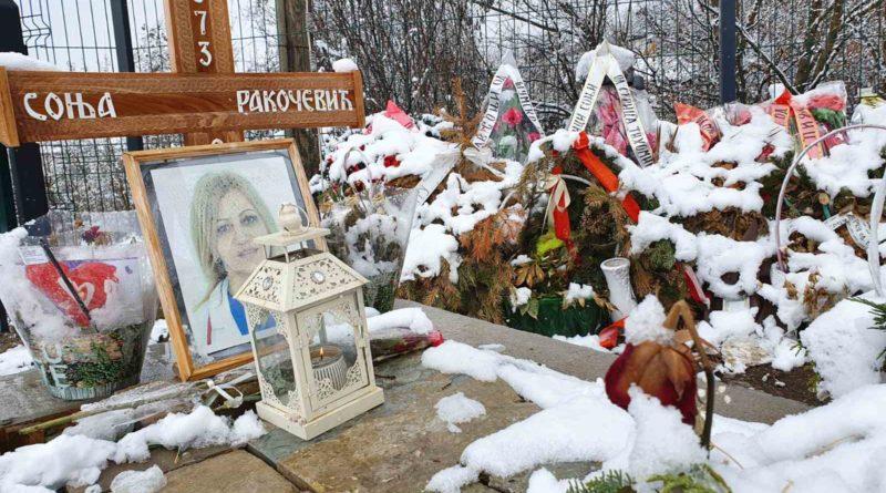 SONJA RAKOČEVIĆ – il ricordo e la promessa