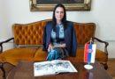 Serbia e Italia, nazioni vicine – intervista a Console generaledella Repubblica di Serbia,Ivana Stojiljković.